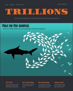 VOL. 1 ISSUE 1 APRIL 2016 of TRILLIONS