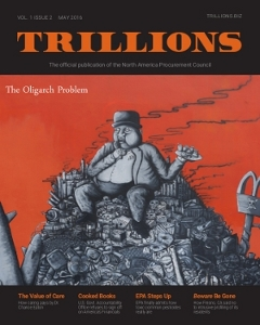 VOL. 1 ISSUE 2 MAY 2016 of TRILLIONS