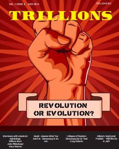 VOL. 1 ISSUE 4 JULY 2016 of TRILLIONS
