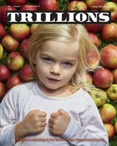 VOL. 1 ISSUE 7 OCTOBER 2016 of TRILLIONS