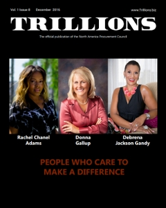 VOL. 1 ISSUE 9 DECEMBER 2016 of TRILLIONS